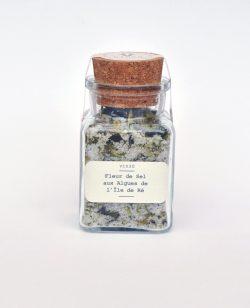 Fleur de sel aux algues
