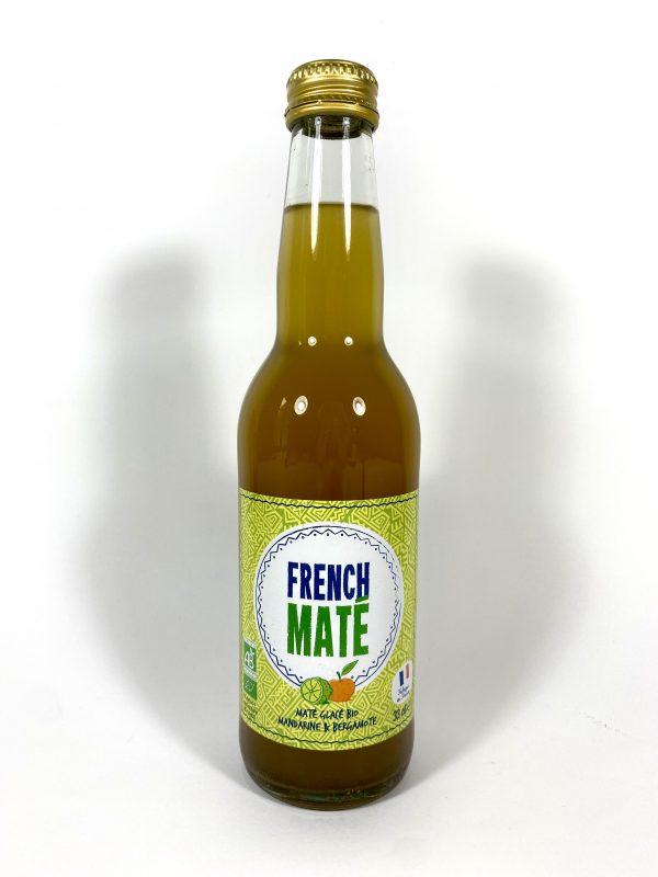 French Maté mandarine et bergamote bio