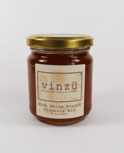 miel gelée royale propolis bio