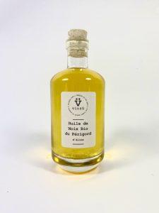 Huile de noix bio 10 cl Vinzu